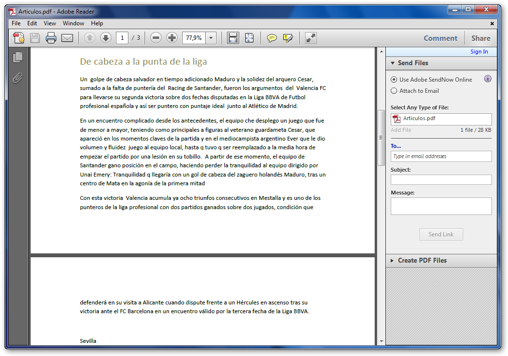Adobe reader x 10.0.1 rus